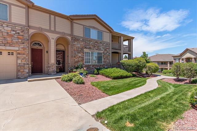 Photo of home for sale at 7180 Wenatchee Way South, Aurora CO