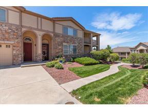 Property for sale at 7180 South Wenatchee Way Unit: G, Aurora,  Colorado 80016