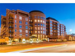 Property for sale at 2400 East Cherry Creek South Drive Unit: 209, Denver,  Colorado 80209