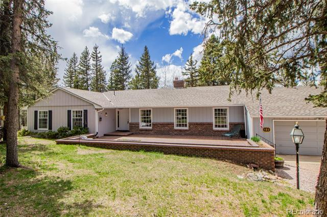 Photo of home for sale at 121 Worley Road, Divide CO