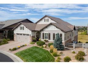 Property for sale at 201 Basilwood Way, Highlands Ranch,  Colorado 80126