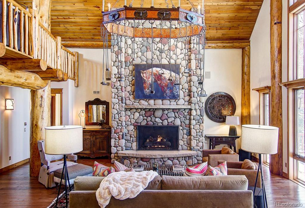 Photo of home for sale at 2850 Inverness Way, Steamboat Springs CO