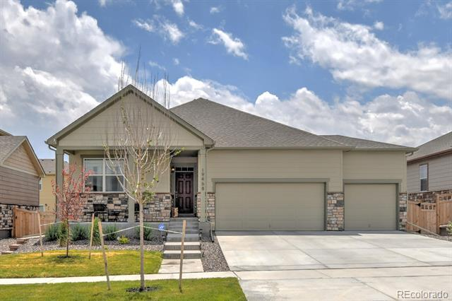 Photo of home for sale at 19468 65th Place E, Aurora CO