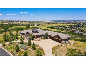 Property for sale at 4874 Carefree Trail, Parker,  Colorado 80134