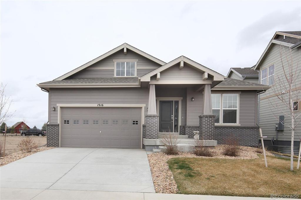 Photo of home for sale at 1916 Los Cabos Drive, Windsor CO