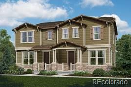 Photo of home for sale at 3245 Hardin Street, Castle Rock CO