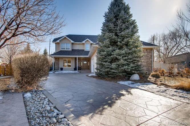 Photo of home for sale at 3210 Oak Street, Wheat Ridge CO