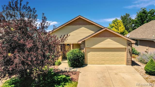 Photo of home for sale at 923 Durum Court, Windsor CO