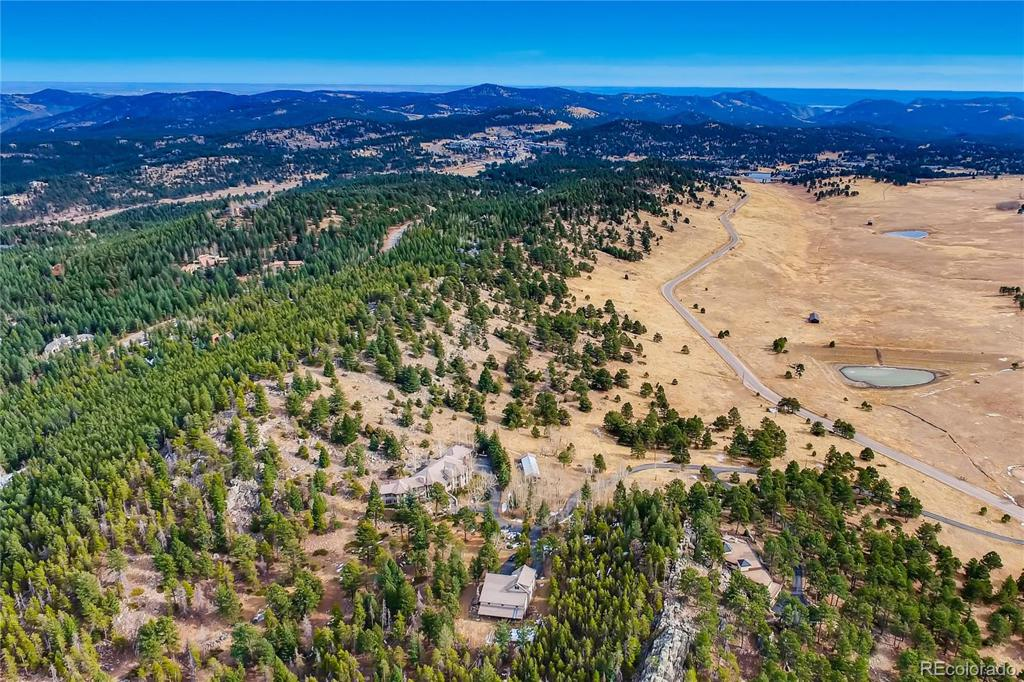 Photo of home for sale at 34317 Squaw Pass Road, Evergreen CO
