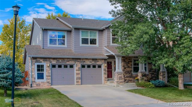Photo of home for sale at 1602 Bluefield Avenue, Longmont CO