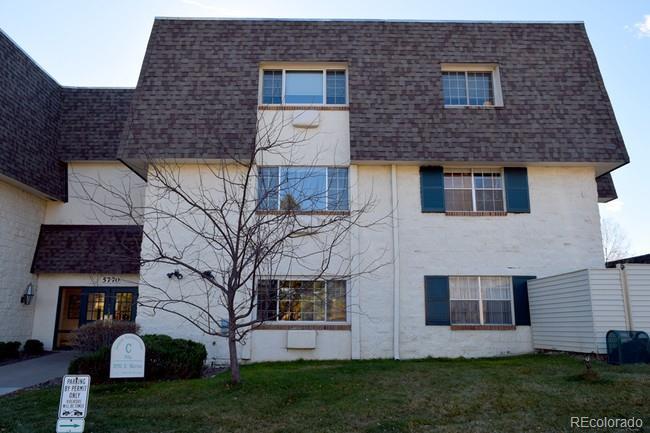 Photo of home for sale at 5770 Warren Avenue E, Denver CO