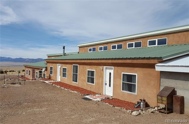 Photo of home for sale at 26998 County Road 65, Moffat CO