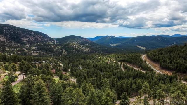 Photo of home for sale at 0 Fox Ridge Drive, Evergreen CO