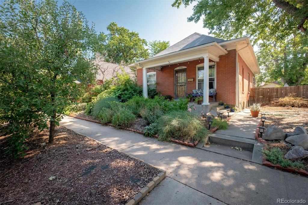 Photo of home for sale at 3740 Osceola Street, Denver CO