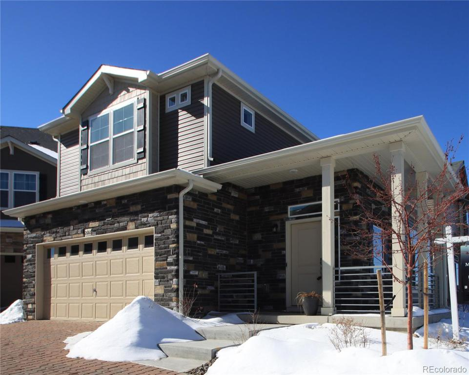 Photo of home for sale at 26166 Byers Place E, Aurora CO