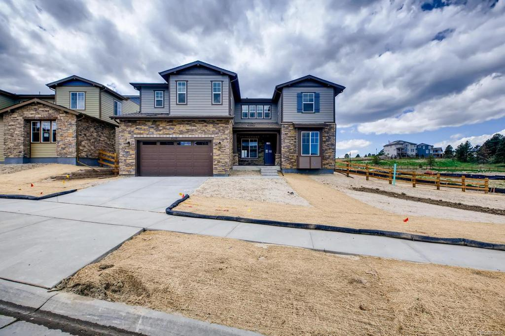 Photo of home for sale at 25170 Nova Place E, Aurora CO