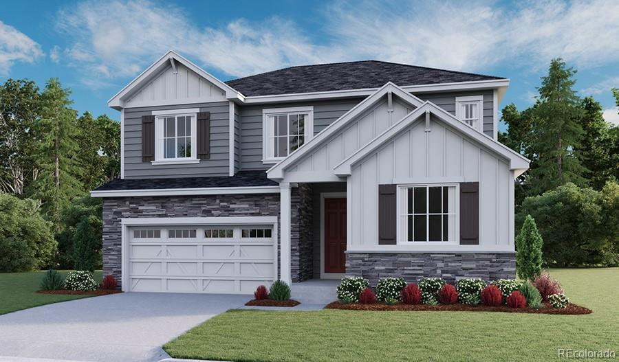 Photo of home for sale at 27625 Geddes Place E, Aurora CO