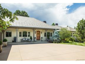 Property for sale at 1082 Country Club Estates Drive, Castle Rock,  Colorado 80108
