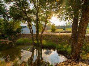 Property for sale at 6438 West Dakan Road, Sedalia,  Colorado 80135