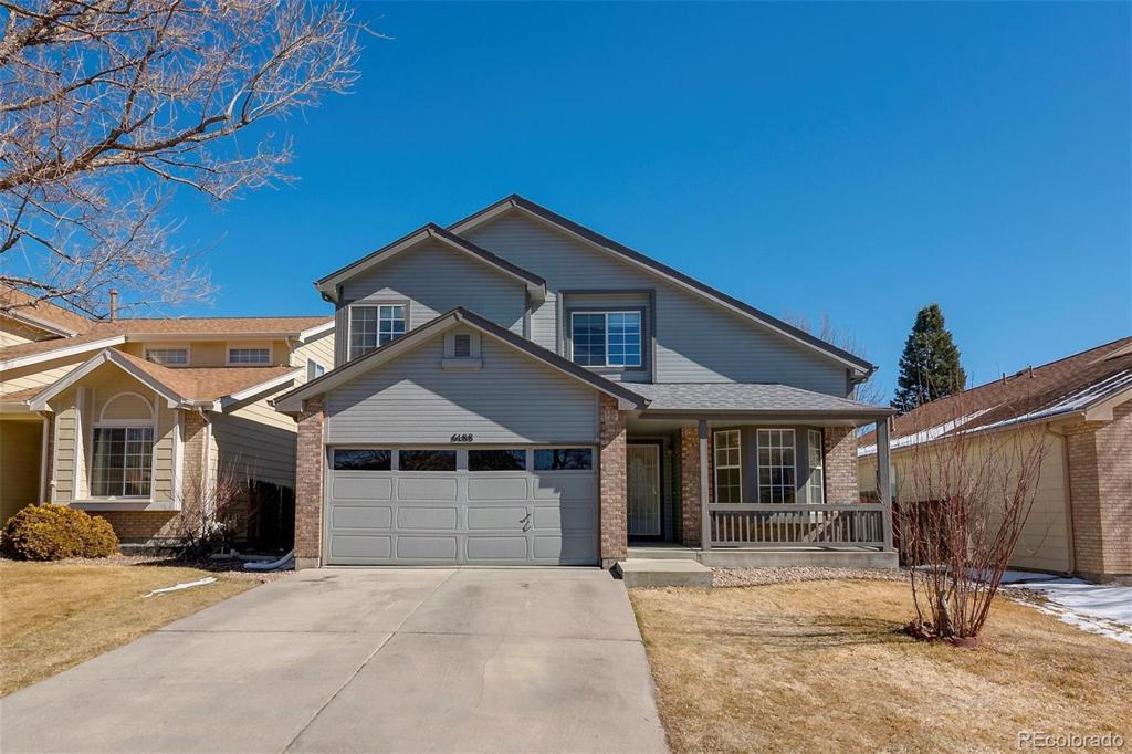 Photo of home for sale at 6188 Stuart Street, Arvada CO