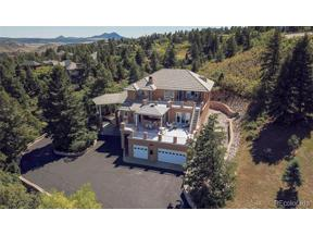 Property for sale at 7151 Fox Circle, Larkspur,  Colorado 80118