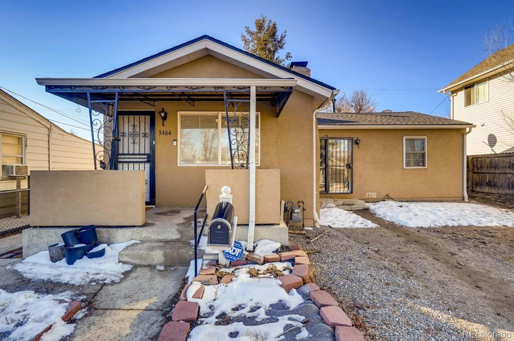 Photo of home for sale at 3464 Virginia Avenue W, Denver CO