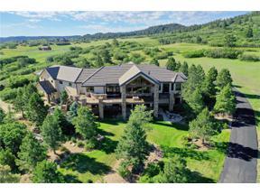 Property for sale at 2530 Castle Butte Drive, Castle Rock,  Colorado 80109