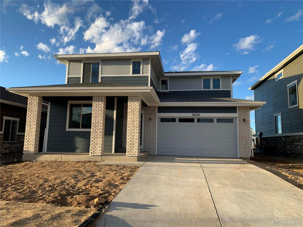 Photo of home for sale at 26779 E Cedar Avenue, Aurora CO