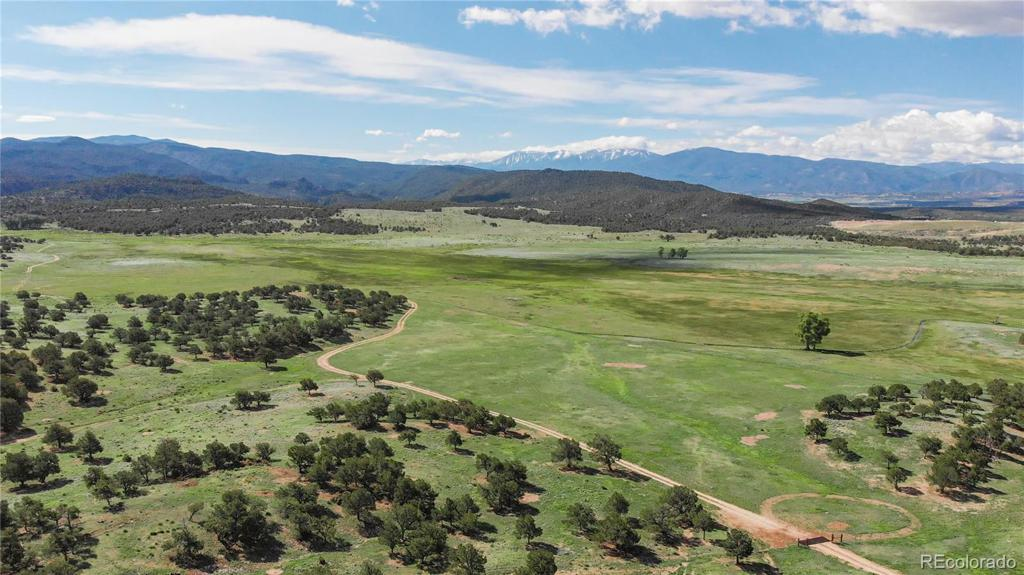 Photo of home for sale at 11015 Arrowhead Lane, Nathrop CO