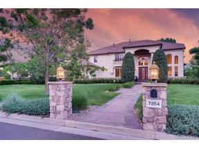 Property for sale at 7354 Nile Street, Arvada,  Colorado 80007