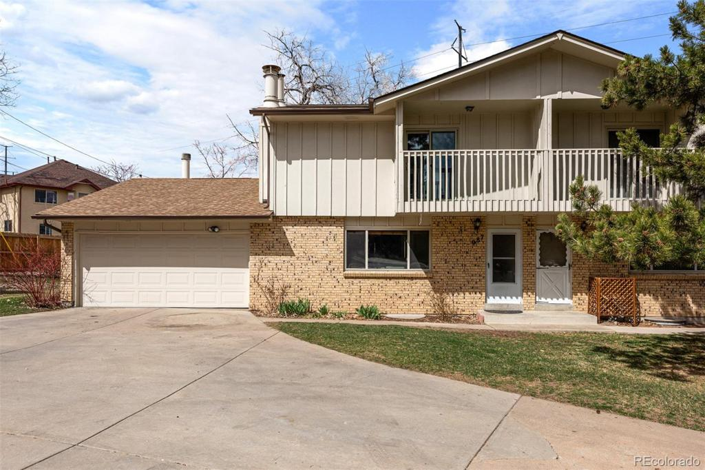 Photo of home for sale at 987 Welch Court, Golden CO
