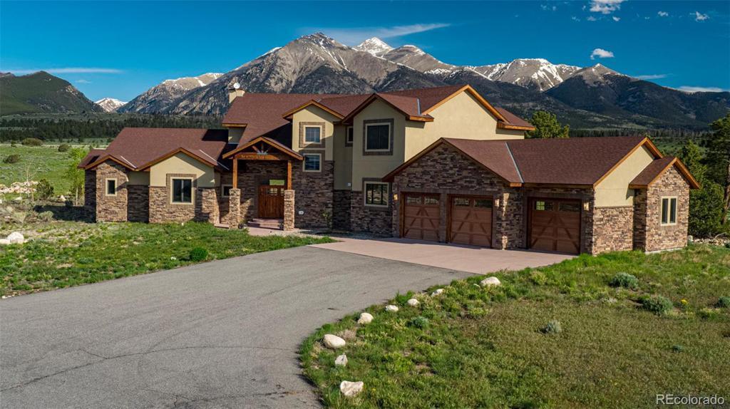 Photo of home for sale at 14763 Basalt Lane, Salida CO