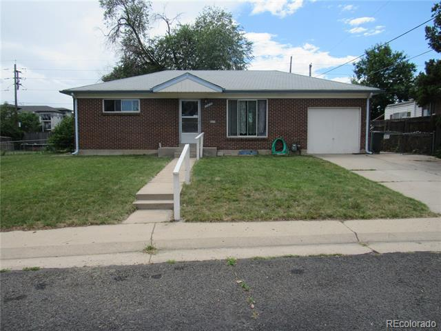Photo of home for sale at 10428 Williams Street, Northglenn CO