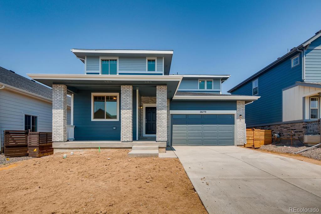 Photo of home for sale at 26750 Cedar Avenue E, Aurora CO