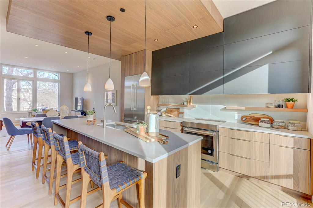 Photo of home for sale at 221 Oak Street E, Fort Collins CO