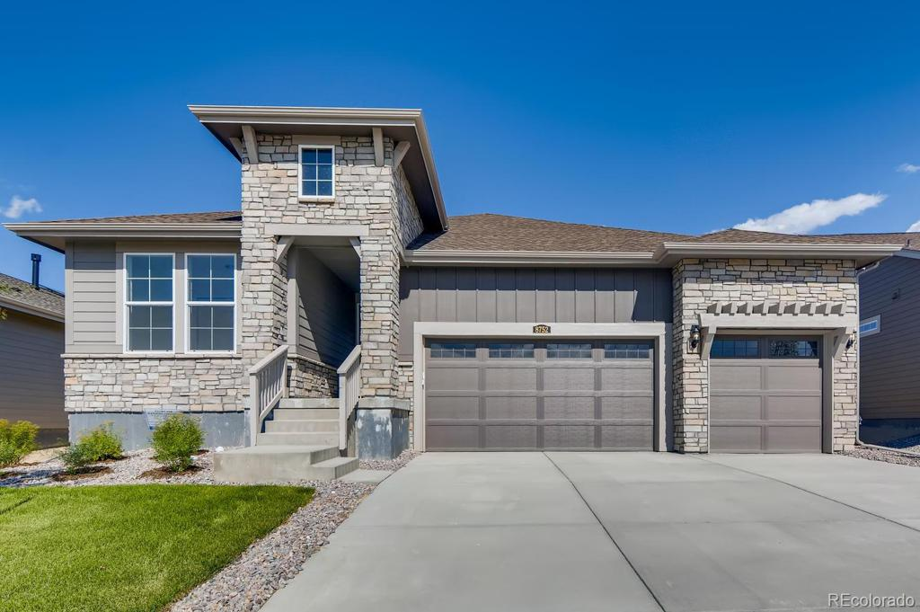 Photo of home for sale at 8752 Sicily Court S, Aurora CO