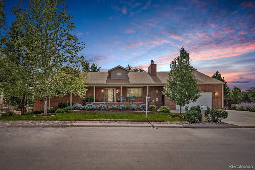 Photo of home for sale at 870 Cody Street S, Lakewood CO