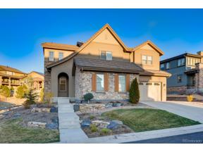 Property for sale at 10710 Manorstone Drive, Highlands Ranch,  Colorado 80126