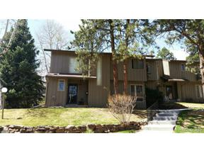 Property for sale at 2308 Hearth Drive Unit: 39, Evergreen,  Colorado 80439