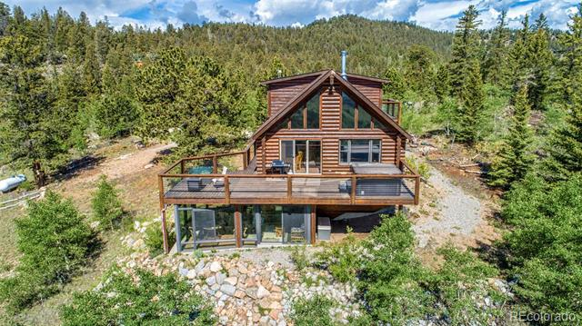 Photo of home for sale at 144 Red Cloud Drive, Como CO