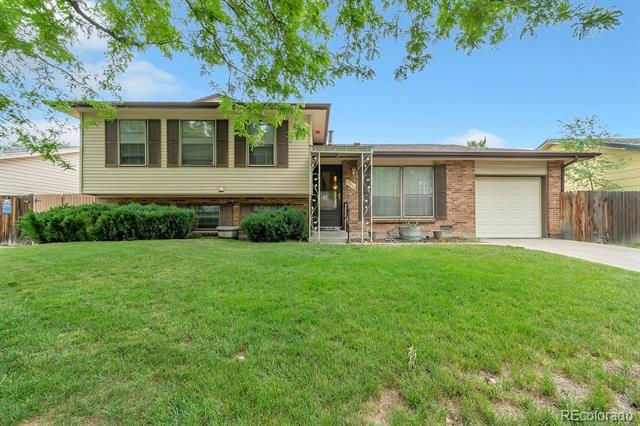 Photo of home for sale at 15875 17th Place E, Aurora CO