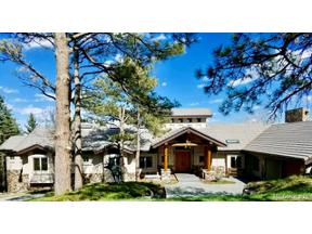 Property for sale at 22545 Treetop Lane, Golden,  Colorado 80401
