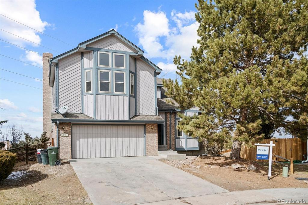 Photo of home for sale at 7407 Rattlesnake Drive, Lone Tree CO