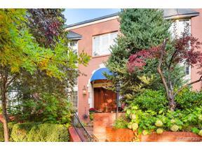 Property for sale at 276 Cook Street, Denver,  Colorado 80206