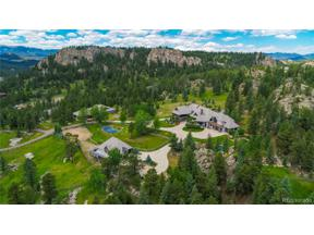 Property for sale at 6917 Timbers Drive, Evergreen,  Colorado 80439