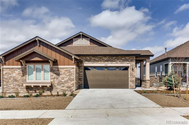 Photo of home for sale at 25105 Phillips Drive E, Aurora CO
