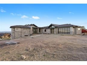 Property for sale at 7436 Sapphire Pointe Boulevard, Castle Rock,  Colorado 80108