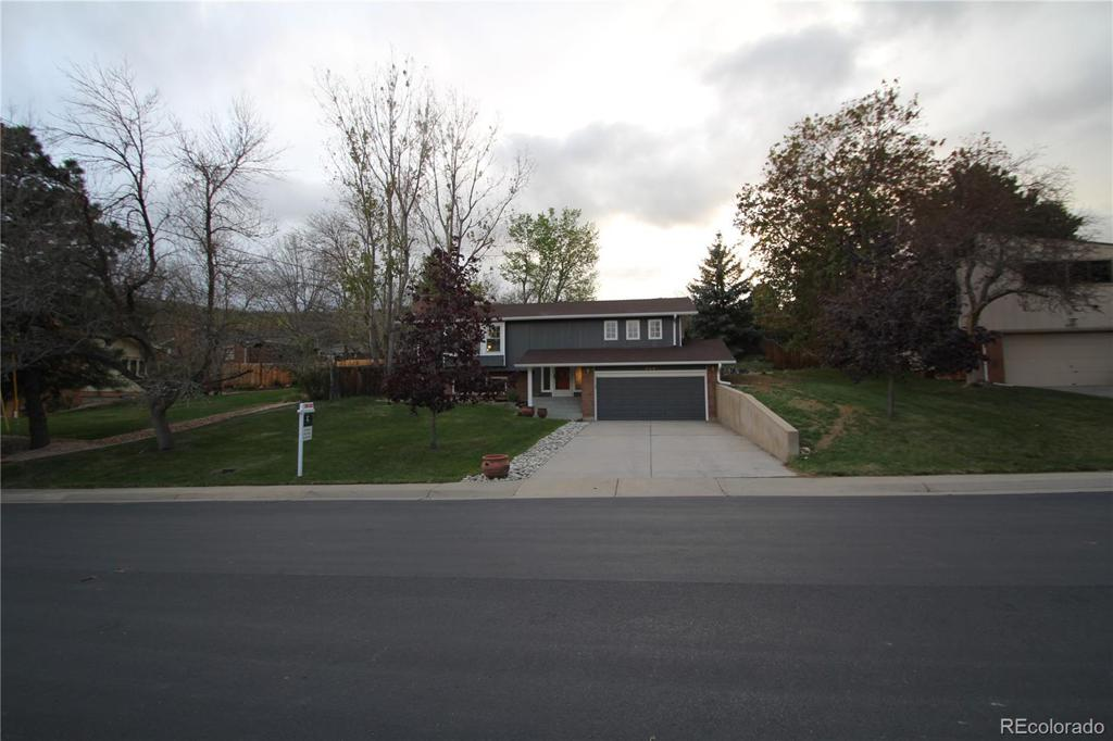 Photo of home for sale at 985 Braun Drive S, Lakewood CO