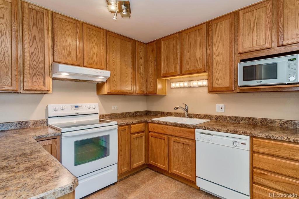 Photo of home for sale at 9155 Center Avenue E, Denver CO