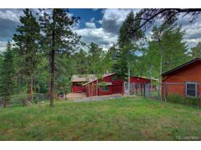 Property for sale at 15155 South Huerfano Lane, Pine,  Colorado 80470